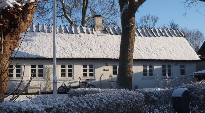 Gl. Skovlunde i sne